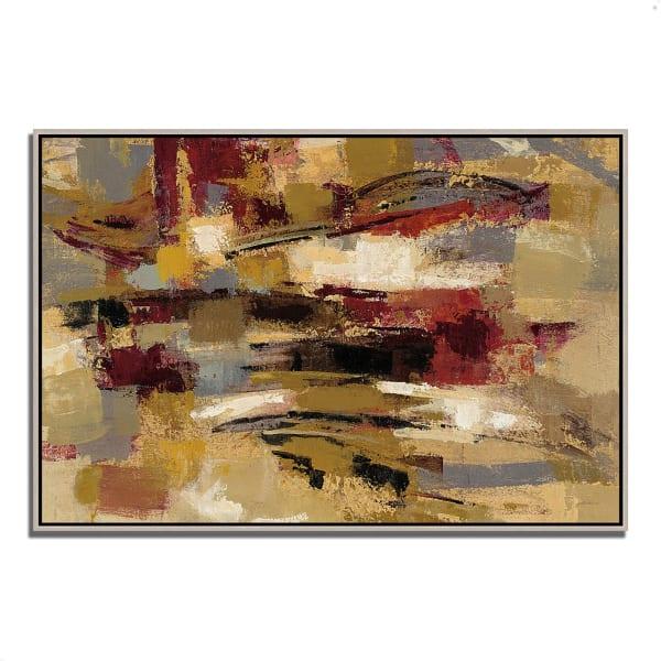Ruins by Silvia Vassileva 47 x 32 Gallery Wrap Canvas