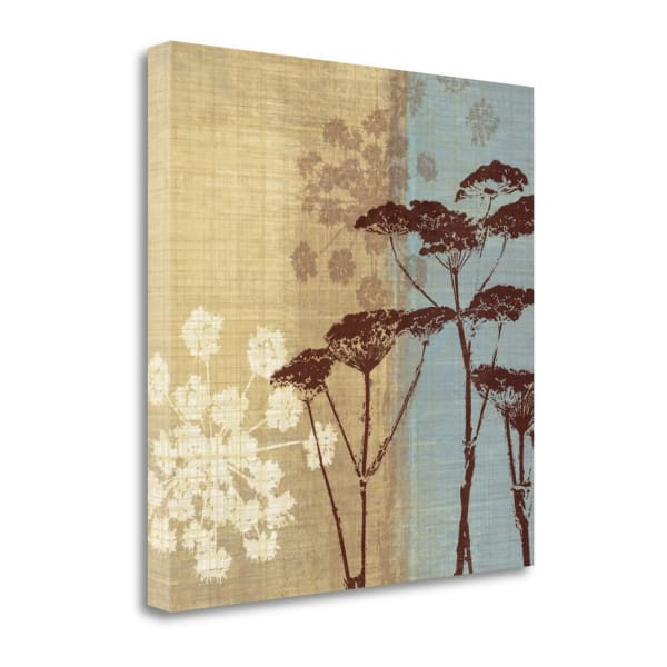 Silhouette In The Breeze By Tandi Venter 22 x 22 Gallery Wrap Canvas