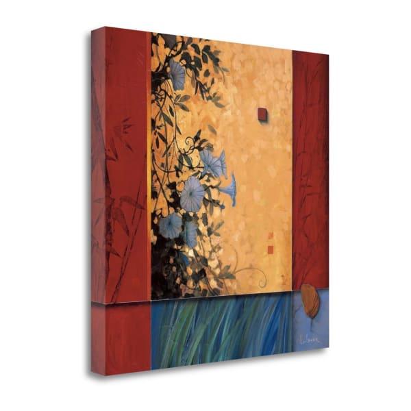 Artists Garden By Don Li-Leger 22  x 22 Gallery Wrap Canvas