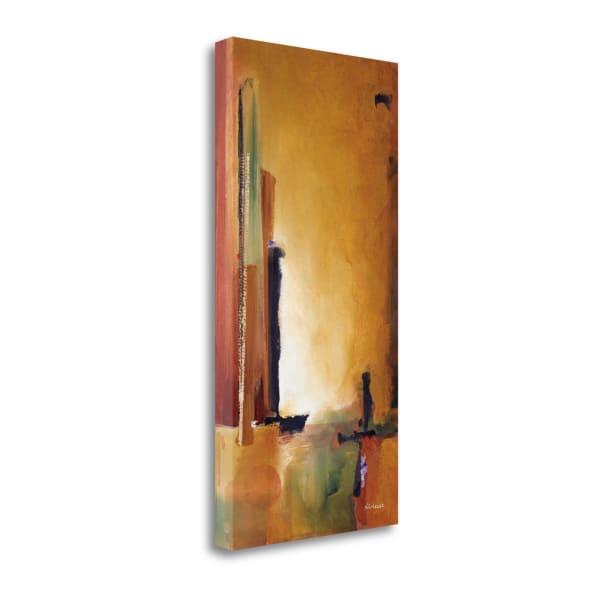 Orbit By Noah Li-Leger 14 x 28 Gallery Wrap Canvas