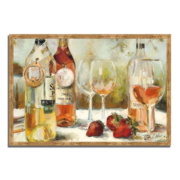 Summer Award Winners by Marilyn Hageman 32 x 22 Framed Painting Print