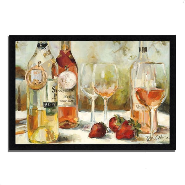 Summer Award Winners by Marilyn Hageman 60 x 41 Framed Painting Print