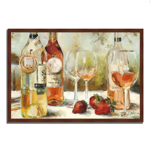 Summer Award Winners by Marilyn Hageman 59 x 40 Framed Painting Print