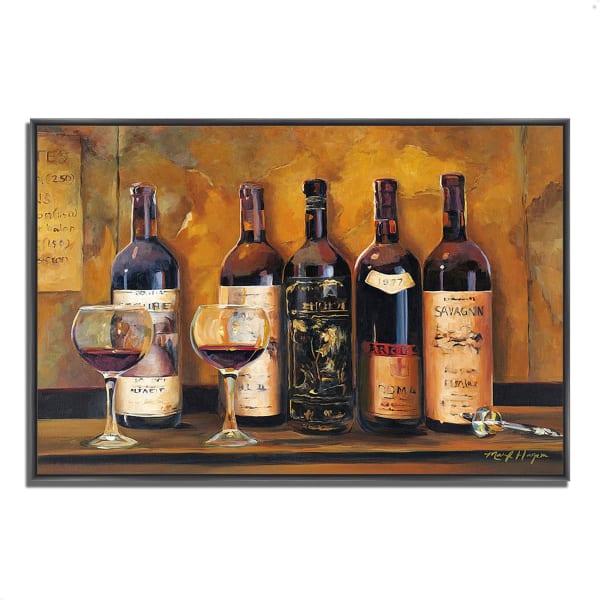 Cellar Reds by Marilyn Hageman 38  x 26  Gallery Wrap Canvas