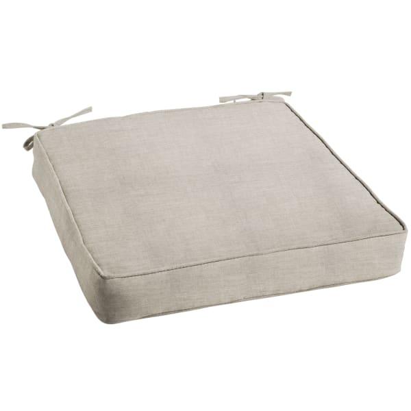 Sunbrella Cushion in Cast Silver