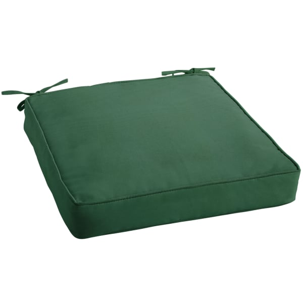 Sunbrella Cushion in Canvas Green