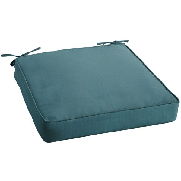 Sunbrella Cushion in Spectrum Teal