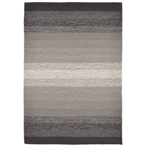 Ombre Indoor/Outdoor Rug Grey 24