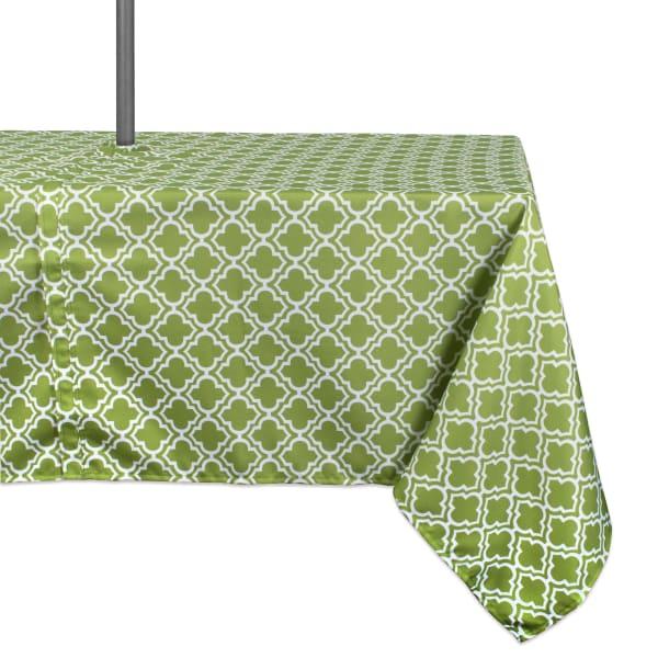 Green Picnic 60x84