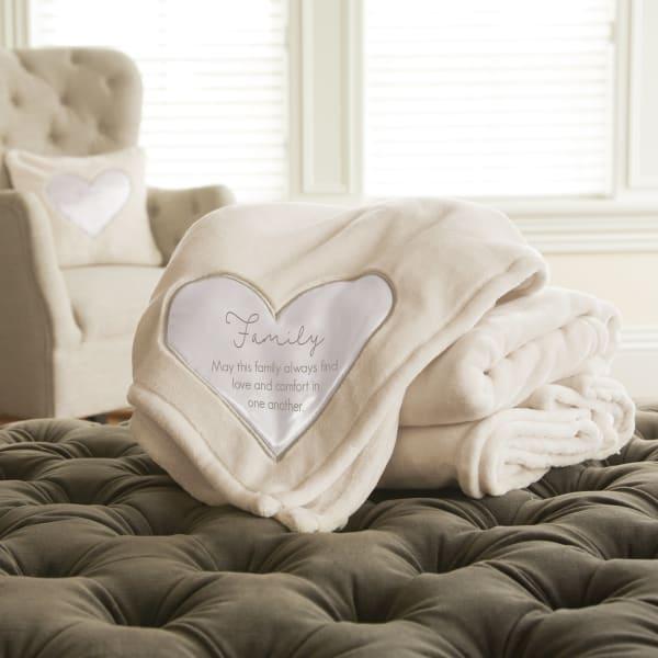 Family Large Plush Blanket