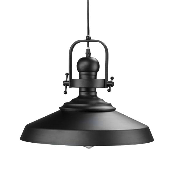 Industrial Black Pendant Lamp