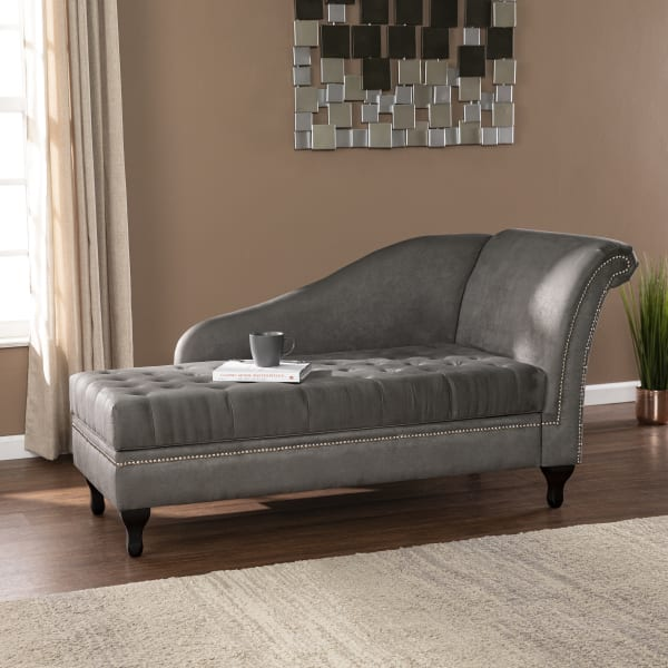 Sawyer  Chaise Lounge w/ Storage
