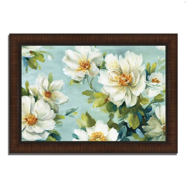 Framed Painting Print 51 In. x 36 In. Reflections I by Lisa Audit Multi Color