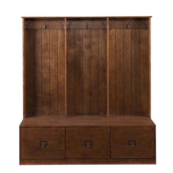 Slough Storage Unit - Whiskey Maple,