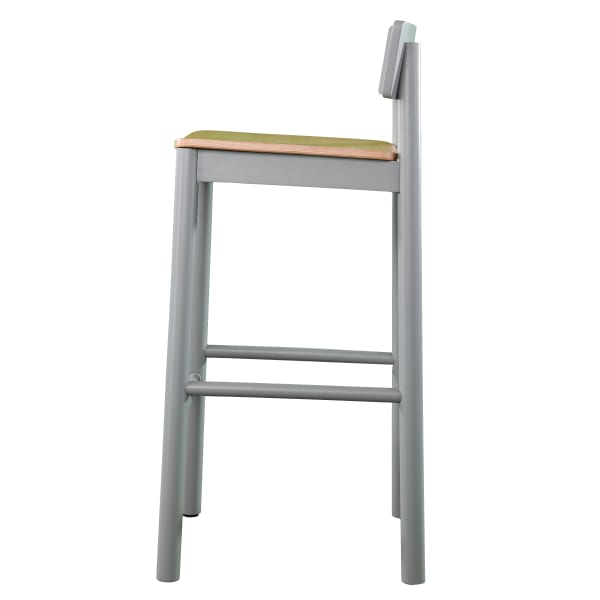 Camille Two-Tone Bar Stools – 2pc Set