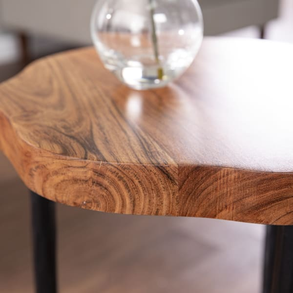 Atwell Round Accent Table