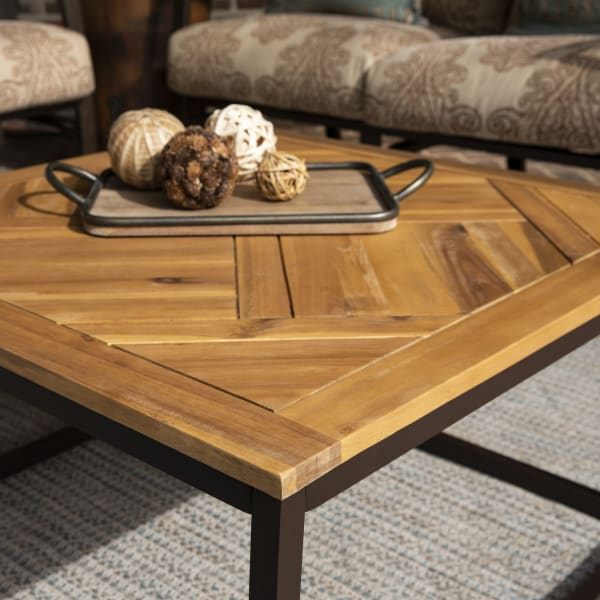 Abel  Outdoor Coffee Table