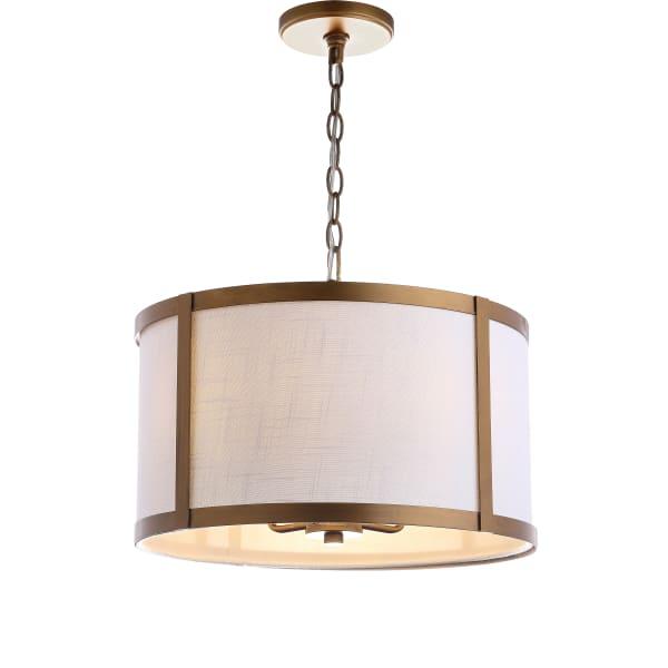Gold LED Pendant Light