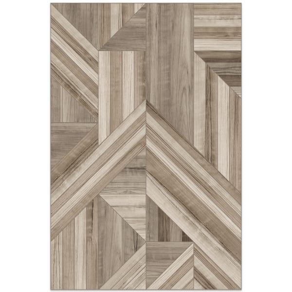 Decorative Vinyl 2 x 3 Floor Mat