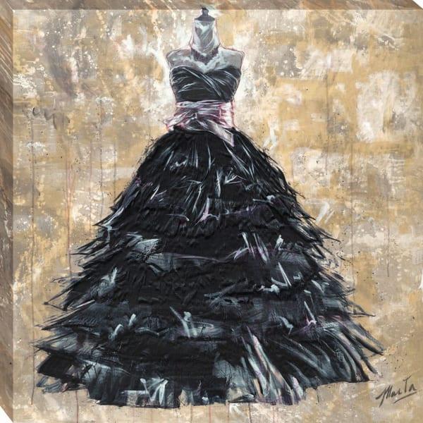 Gala I By Marta G. Wiley Wrapped Canvas Wall Art