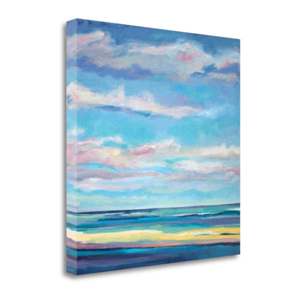 Too Much Walking By Niki Arden Wrapped Canvas Wall Art
