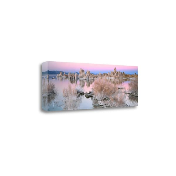 Mono Lake Sunset By Alain Thomas Wrapped Canvas Wall Art