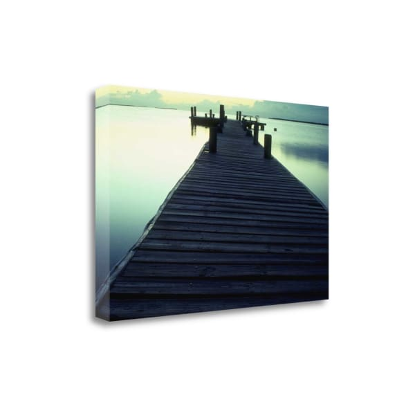 Pier 1 By Photoinc Studio Wrapped Canvas Wall Art