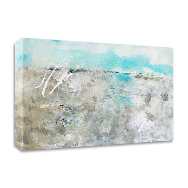 Beach by Mila Apperlo Wrapped Canvas Wall Art