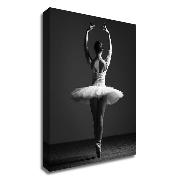 Pirouette by Design Fabrikken Wrapped Canvas Wall Art