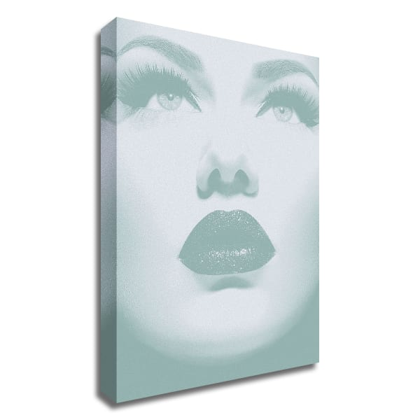 Lashes by Design Fabrikken Wrapped Canvas Wall Art