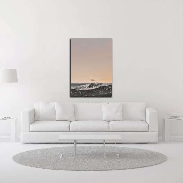 Beyond by Design Fabrikken Wrapped Canvas Wall Art