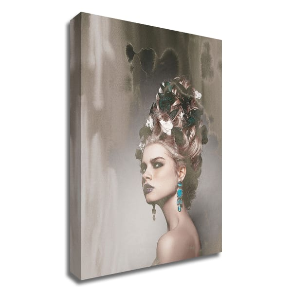 I Know by Design Fabrikken Wrapped Canvas Wall Art