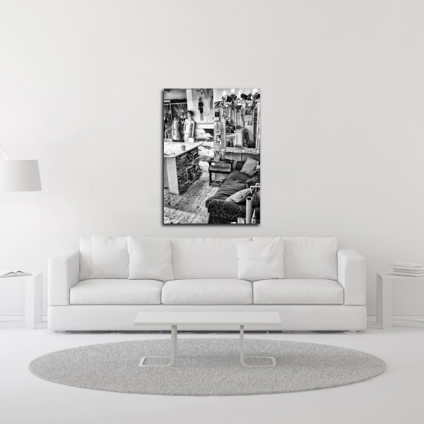 Workspace by Design Fabrikken Wrapped Canvas Wall Art