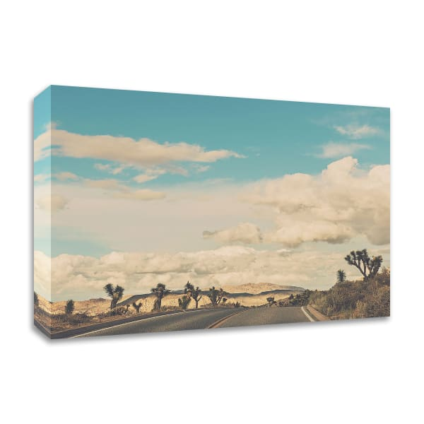 Weekend Drive by Myan Soffia Wrapped Canvas Wall Art