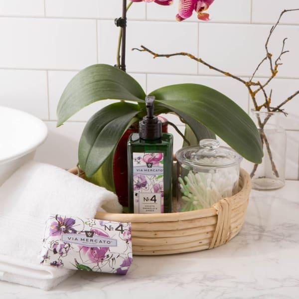 Via Mercato No. 4 Liquid Hand Soap
