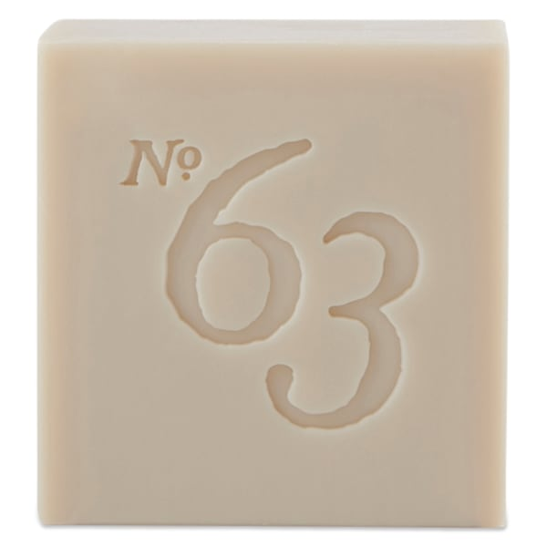 No 63 Men's Cube 200g Soap