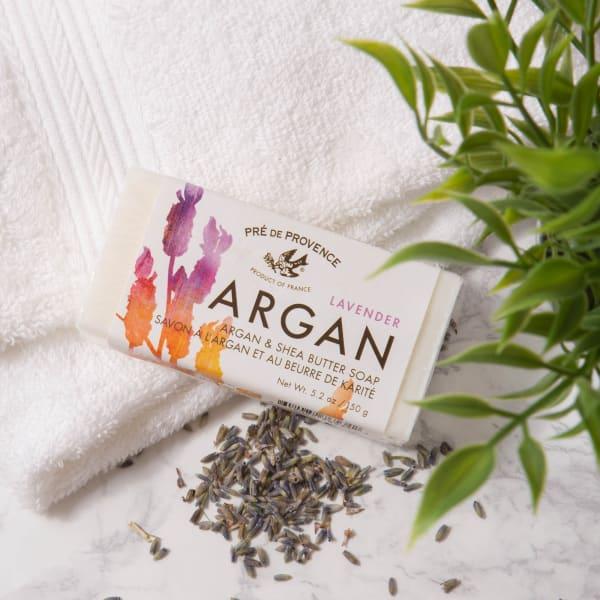 Argan Lavender Soap