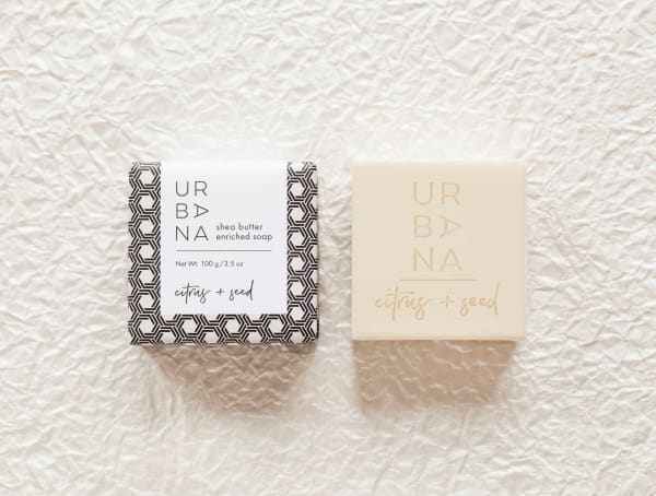 Citrus + Seed Soap Bar