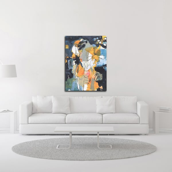 A Fine Summer Is Gone by Per Anders Wrapped Canvas Wall Art