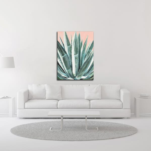Laughter by Alana Clumeck Wrapped Canvas Wall Art