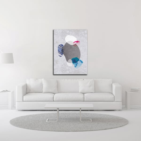 Tidal Impressions No. 2 by Louis Duncan-He Wrapped Canvas Wall Art