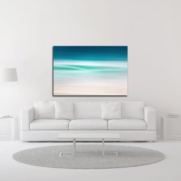Atlantic Drift by Lynne Douglas Wrapped Canvas Wall Art