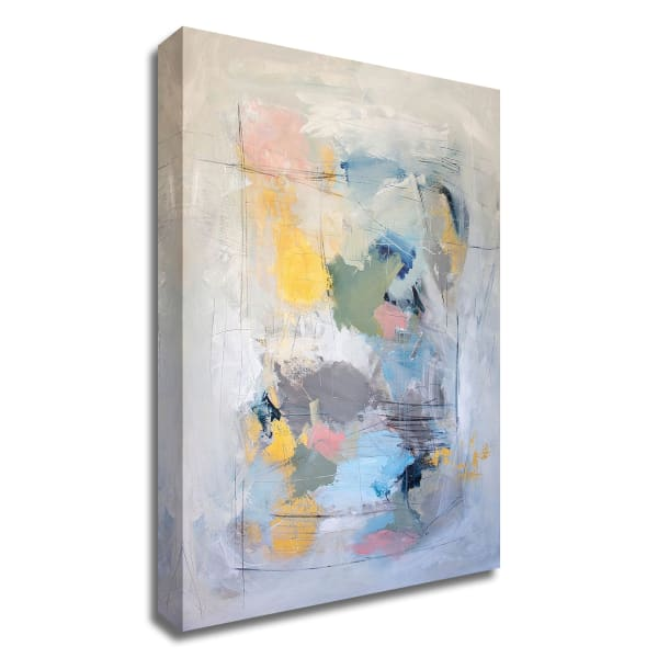 Dearest by Kym De Los Reyes Wrapped Canvas Wall Art