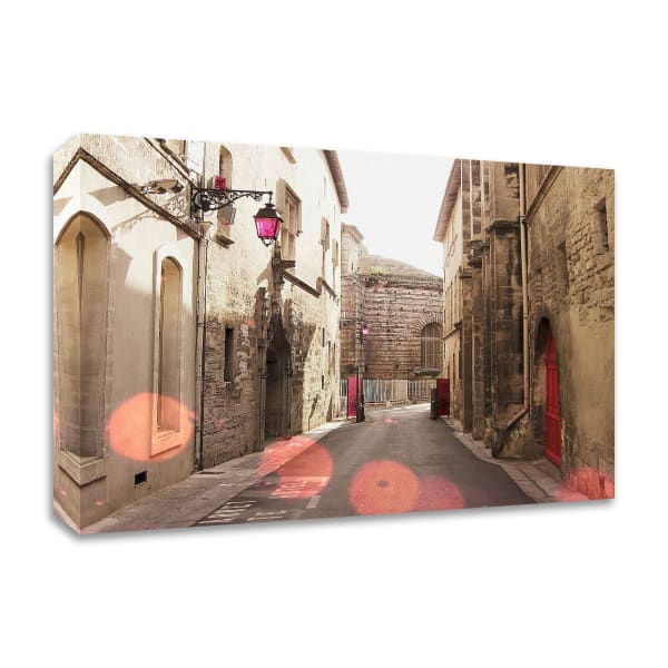 Where Shall We Go by Lupen Grainne Wrapped Canvas Wall Art