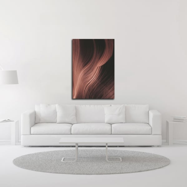 Cave 1 by Design Fabrikken Wrapped Canvas Wall Art