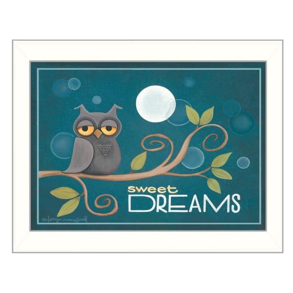 Sweet Dreams By Tonya Crawford Framed Wall Art