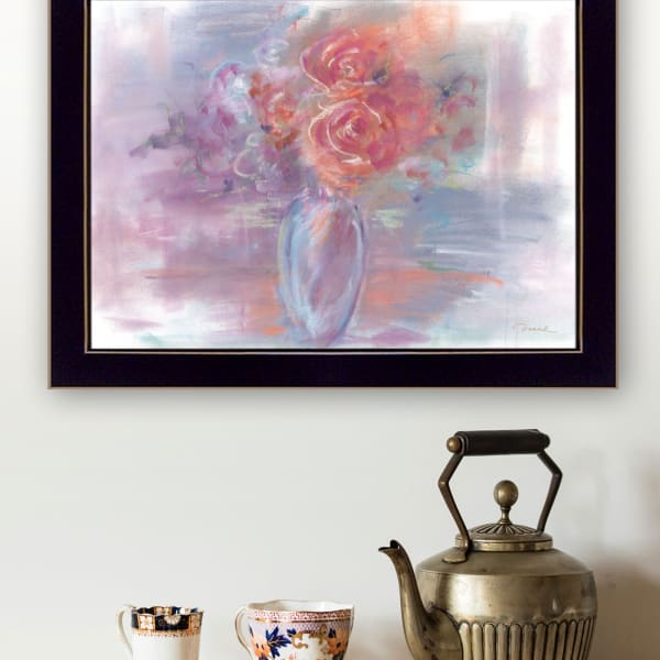 First Blush By Tracy Owen-Cullimore Framed Wall Art