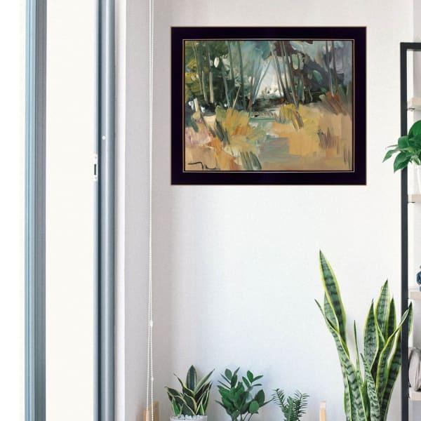 A New Day By Jose Trujillo Framed Wall Art