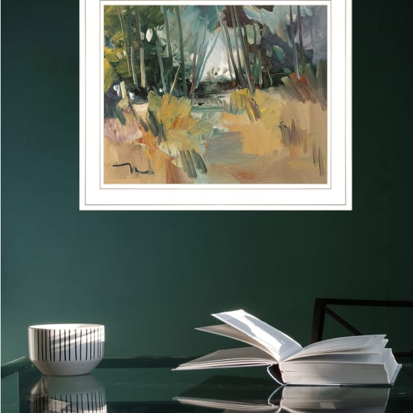 A New Day By Jose Trujillo Framed Wall Art