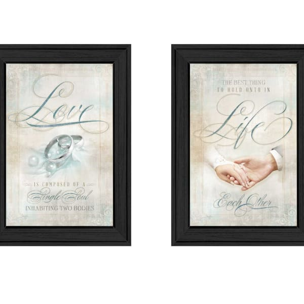 Love Collection By Mollie B. Framed Wall Art